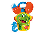 Liivakastikomplekt Krokodill FÜ-113922