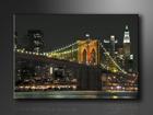 Seinapilt Bridge 120x80 cm ED-114385