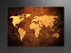Seinapilt Worldmap 120x80 cm ED-114389