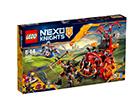 LEGO Nexo Knights Jestro kurjusesõiduk RO-115648
