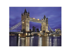 LED pilt Tower bridge 40x30 cm ED-116032