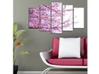 Viieosaline seinapilt Blossom II, 100x60 cm ED-116584