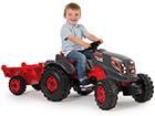 Traktor käruga Stronger Smoby RO-116816
