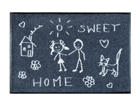 Vaip Sweet Home 50x75 cm A5-117119
