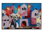 Vaip Little Town 50x75 cm A5-117136