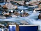 Fototapeet Canadian river 400x280 cm ED-117289