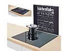 Pritsmekaitse/pliidiplaadikate Kitchen Rules 56x50 cm GB-117422