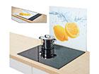 Pritsmekaitse/pliidiplaadikate Lemon Splash 56x50 cm GB-117428