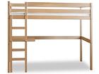 Kasepuust nari kirjutuslauaga 90x200 cm WK-117564