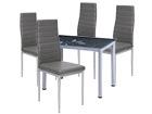 Söögitoakomplekt laud+4 tooli TF-118638