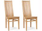 Tammepuidust toolid Sandra, 2 tk EC-119293