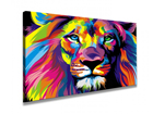 Seinapilt Lion 60x80 cm ED-119295