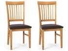 Tammepuidust toolid Ronny, 2 tk EC-119679
