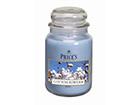 Lõhnaküünal Cotton Powder 150h YA-120113