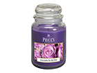 Lõhnaküünal Damson Rose 150h YA-120115