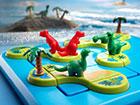 Nuputamismäng Dinosauruste salapärane saar AE-120192