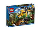 Džungli kaubahelikopter Lego City RO-120535