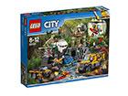 Džungli uurimislaager Lego City RO-120537