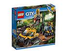 Džunglisoomuki missioon Lego City RO-120538