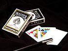 Mustkunstniku mäng 200 maagilist trikki AE-121148