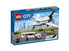 Lennujaama VIP-teenindus LEGO City RO-121494