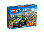 Vulkaani uurimise veok LEGO City RO-121505