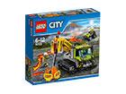 Vulkaani roomikauto LEGO City RO-121506