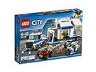 Mobiilne juhtimiskeskus LEGO City RO-121511