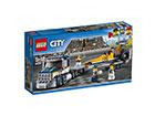 Kiirendusauto transpordiveok LEGO City RO-121514