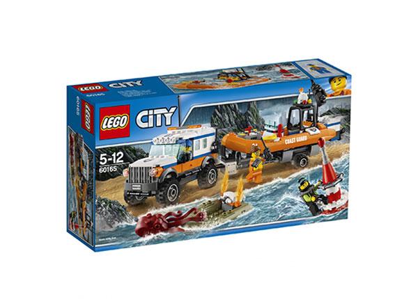Nelikveoga päästeauto LEGO City RO-121517