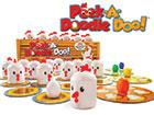 Lauamäng Peek-A-Doodle Doo AE-121845