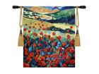 Seinavaip Gobelään Vincent van Gogh Red Poppies 70x80 cm RY-121940