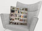 Dekoratiivpadjapüür Books 40x40 cm ED-122055