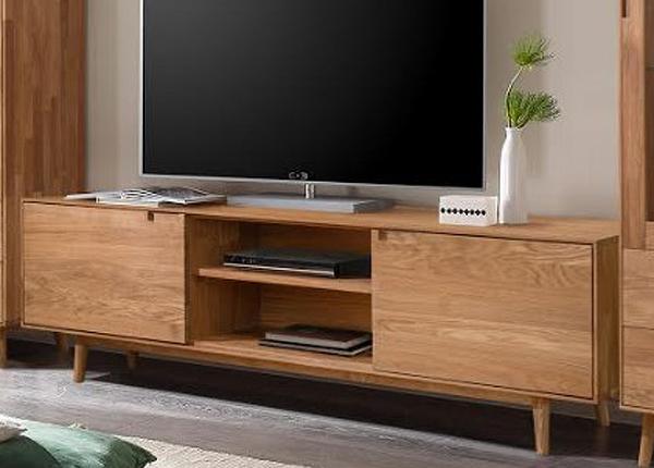 Tammepuidust TV-alus Scan EC-122600