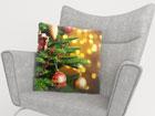Dekoratiivpadjapüür Christmas Toys 45x45 cm ED-122663