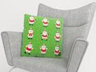 Dekoratiivpadjapüür Funny Santas 40x40 cm ED-123722