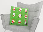 Dekoratiivpadjapüür Funny Santas 40x60 cm ED-123724