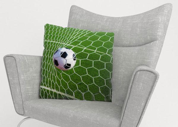 Dekoratiivpadjapüür Goal 40x40 cm ED-123750