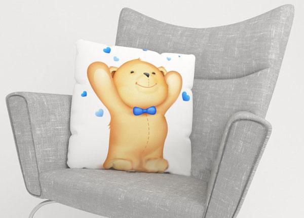 Dekoratiivpadjapüür Little Bear 45x45 cm ED-123988