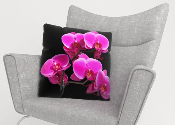 Dekoratiivpadjapüür Orchid Twig 50x50 cm ED-124013
