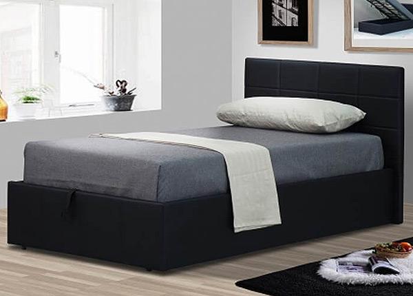 Pesukastiga voodi Chanel 90x200 cm AQ-124140