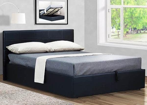 Pesukastiga voodi Chanel 160x200 cm AQ-124142