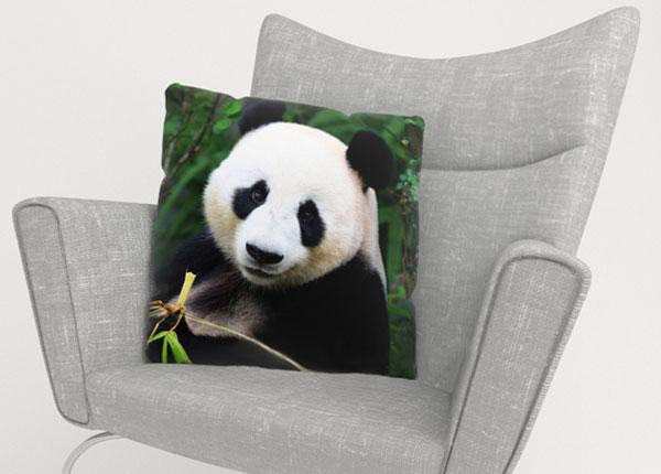 Dekoratiivpadjapüür Panda 40x40 cm ED-124189