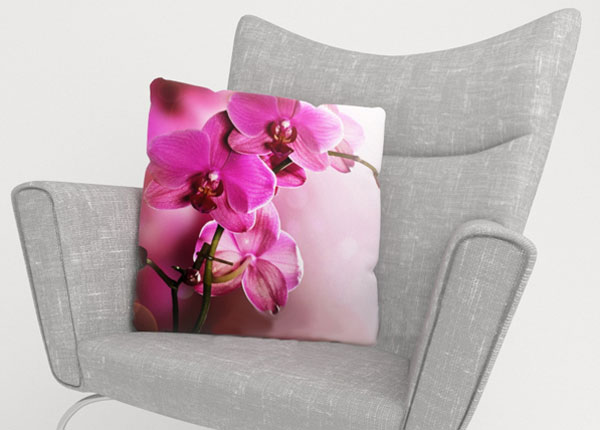 Dekoratiivpadjapüür Purple Orchid 40x40 cm ED-124243