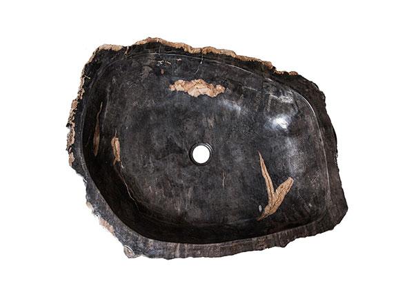Kivistunud puidust valamu GM-124520