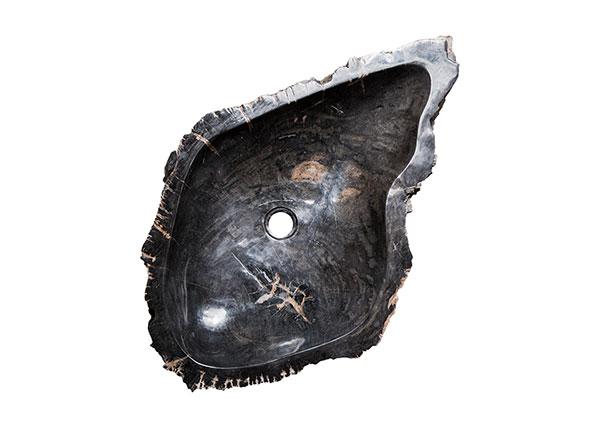 Kivistunud puidust valamu GM-124522
