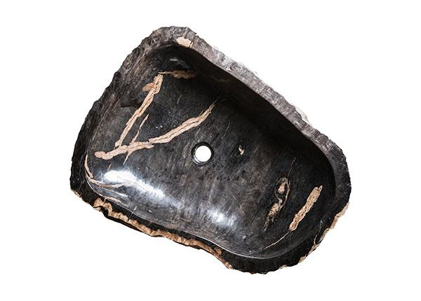 Kivistunud puidust valamu GM-124523