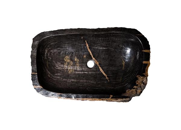 Kivistunud puidust valamu GM-124524