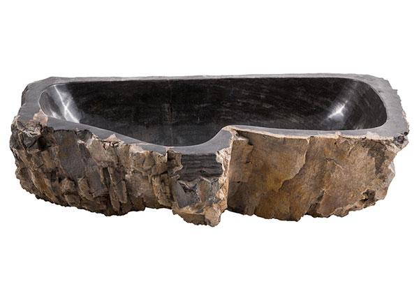 Kivistunud puidust valamu GM-124528