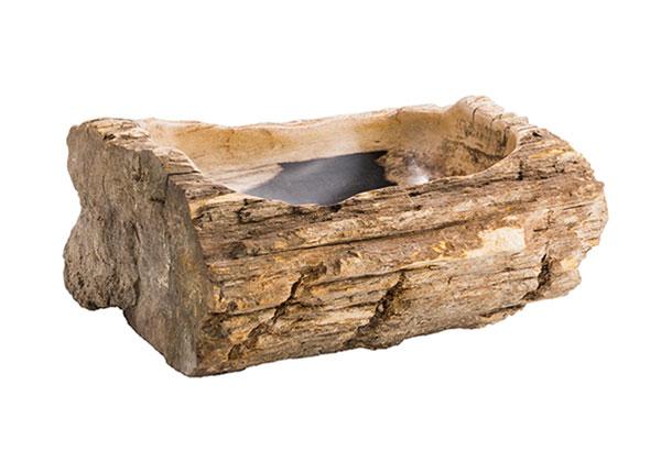 Kivistunud puidust valamu GM-124535